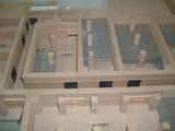 倉庫の模型