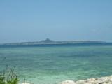海洋博から見た家島