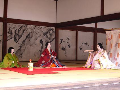 京都・お花見つあー。 投扇興