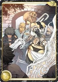 聖鎖剣士『アイシャ』