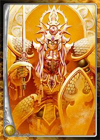 太陽王国の精鋭聖騎士