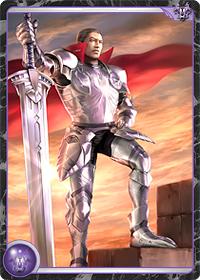 月聖騎士長『ラングバルト』