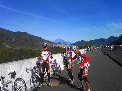 富士山バック2