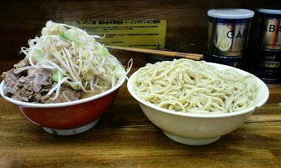 大 つけ麺