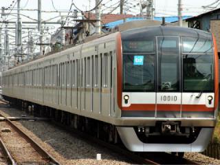 副都心(有楽町)線直通車のイメージ