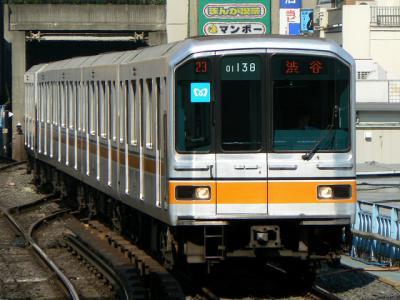 東京メトロ01系