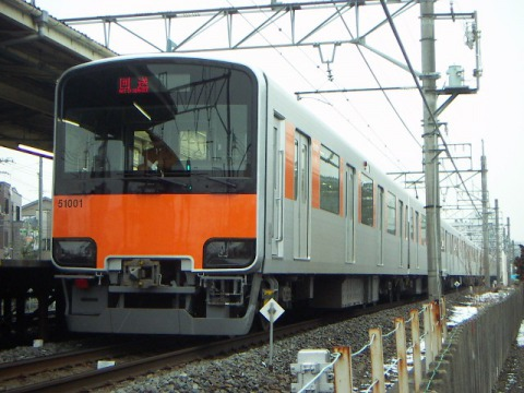 東武51001F-1