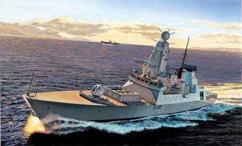 45型駆逐艦