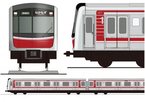 大阪市交通局30000系電車-2
