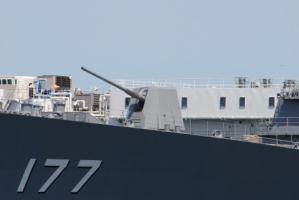 Mk.45 Mod4 5インチ砲