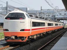 JR東日本485系 東武乗り入れ用