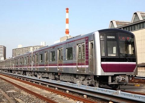 大阪市交通局30000系電車-6
