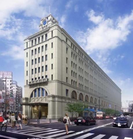 浅草駅(リニューアル後)