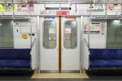 東武50050系第11編成以降のドア周り