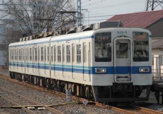 東武800系