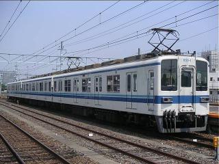 東武850系
