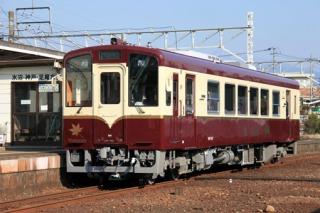 わたらせ渓谷鐵道WKT-500形
