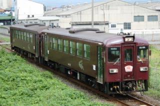 わたらせ渓谷鐵道わ89-310形