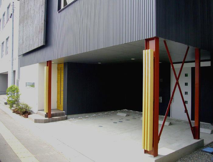 柏崎駐車場-1