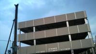 ヤマダ電機 立体駐車場