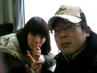 さえちゃんとクリスマス電車2011