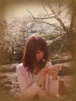 お花見in宮島 027 インスタグラム風