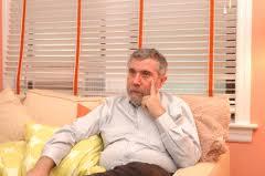 Paur Krugman教授 2