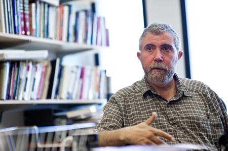 ポール・クルーグマン教授