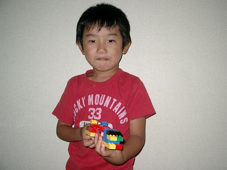 あらし5歳 レスキューストライカー