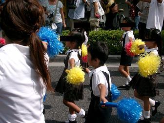 あらし5歳 パレード3