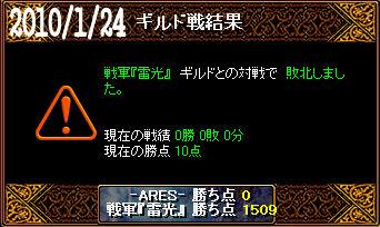 1/24戦軍『雷光』戦
