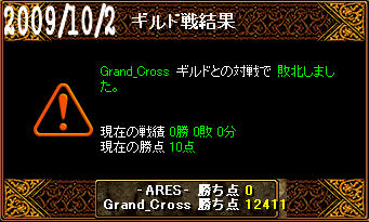 10/2Grand_Cross戦