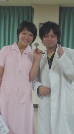 堂本君と新垣ユメちゃん