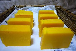 カロチン石鹸