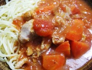 tomato味噌