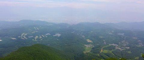 飯綱山パノラマ