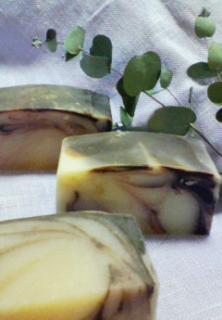 マカデミアチョコ石鹸