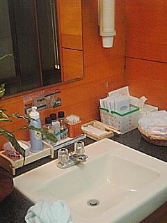 大浴場洗面