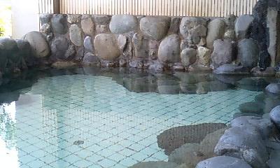 ホテル池田露天風呂