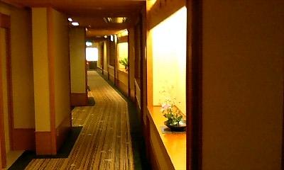 鐘山苑廊下