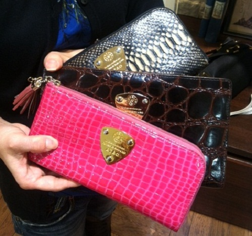 泉さん財布