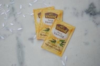 バニラ砂糖
