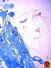 青い気持ち