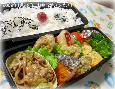 090114お弁当1