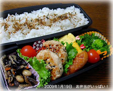 090119お弁当1