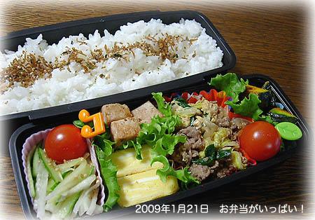 090121お弁当1