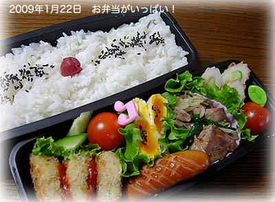 090122お弁当1