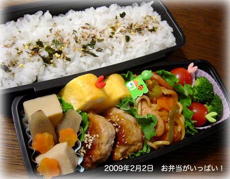090202お弁当1