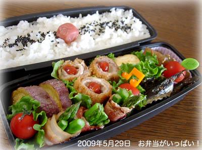 090529お弁当1