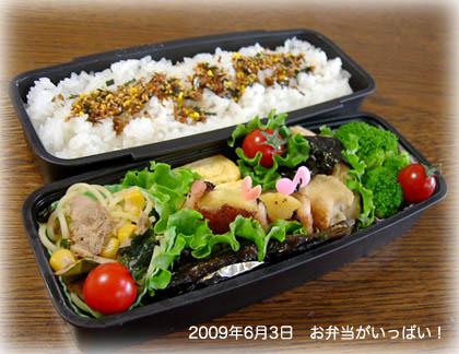 090603お弁当1